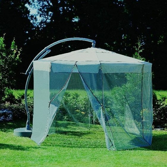 Sun Garden Mosquito Net for 11.5' Octagon