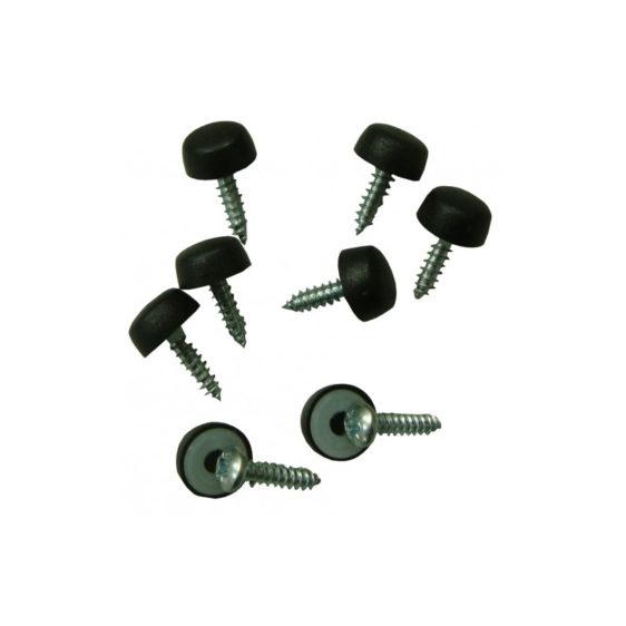 Screws for canopy material (1set=8pcs.)
