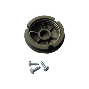 Winch housing cover witz brake spring